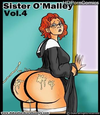 Sister O'Malley 4 comic porn