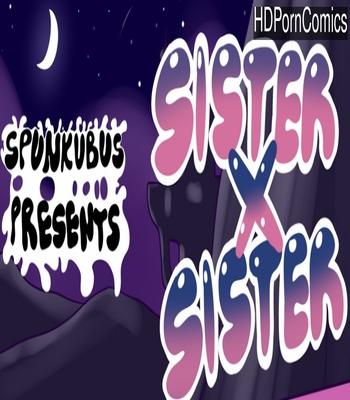 Sister x Sister comic porn