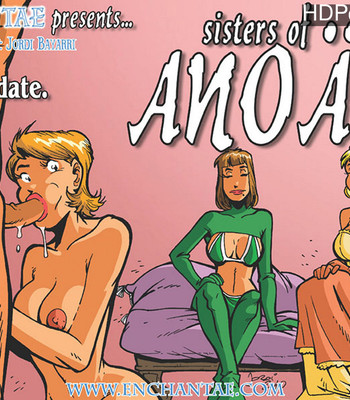 Porn Comics - Sisters Of Anoa 6 – Candidate