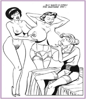 Sizzlin' Sisters 1 comic porn