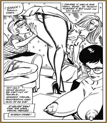 Sizzlin' Sisters 4 comic porn