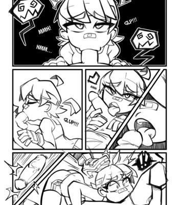 Skarpworld 7 – Milk Crisis 1 comic porn sex 002