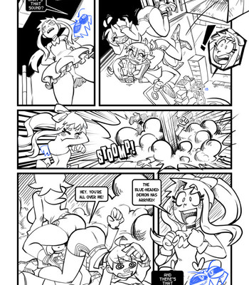 Skarpworld 7 – Milk Crisis 1 comic porn sex 023