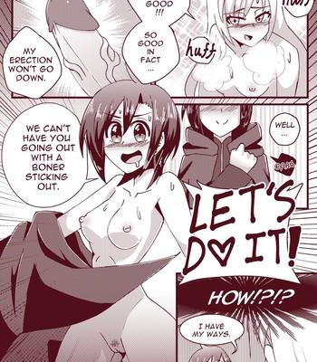 Skipping Class comic porn sex 005