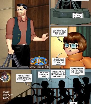 Skooby-Boo comic porn sex 062