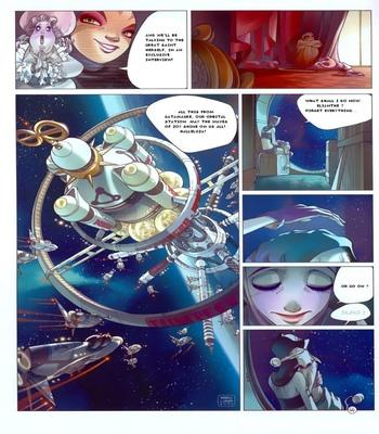 Sky Doll 1 – Aqua comic porn