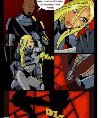 Slade And Terra comic porn sex 005