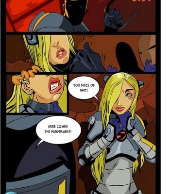 Slade And Terra comic porn sex 007
