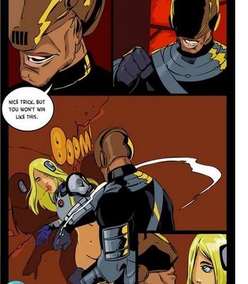 Slade And Terra comic porn sex 012