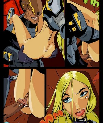 Slade And Terra comic porn sex 013