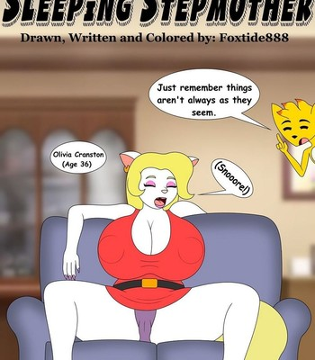 Porn Comics - Sleeping Stepmother