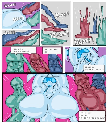 Slime-Girl-Squad 20 free sex comic