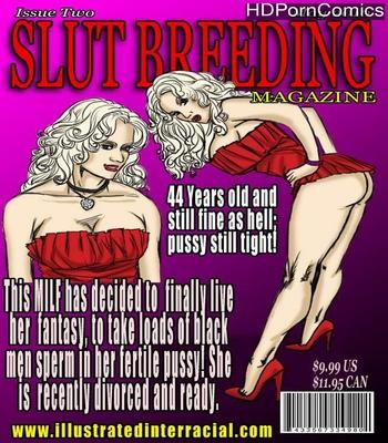 Porn Comics - Slut Breeding 2