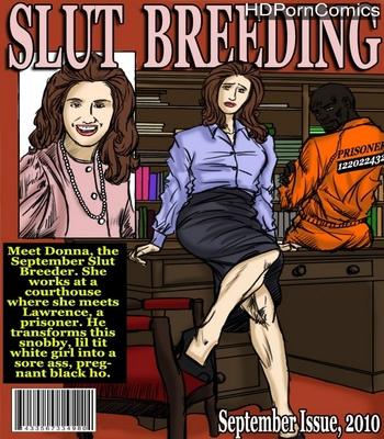 Porn Comics - Slut Breeding 3