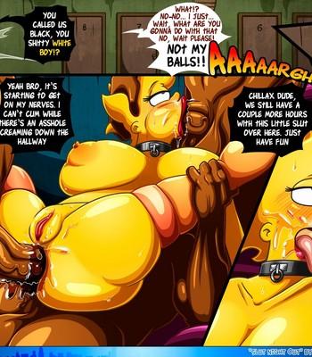 Slut Night Out comic porn
