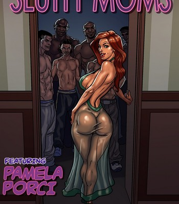 Porn Comics - Slutty Moms