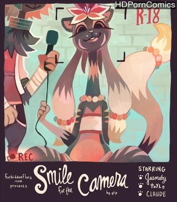 Porn Comics - Smile For The Camera