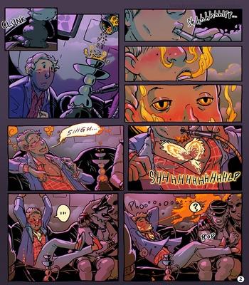 Smoke-and-Leather 2 free sex comic