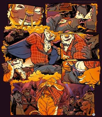 Smoke-and-Leather 3 free sex comic