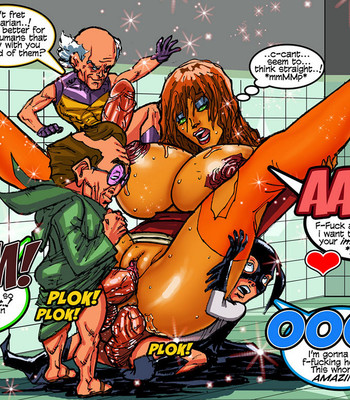 Smokin' In The Boys Room comic porn sex 030