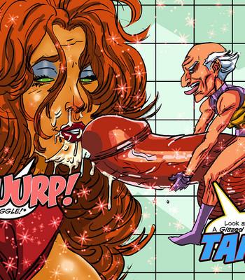 Smokin' In The Boys Room comic porn sex 036