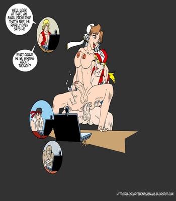 SNK-VS-Capcom 8 free sex comic