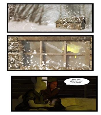 Snow Buns comic porn