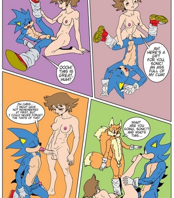 Sonic XXX comic porn sex 009