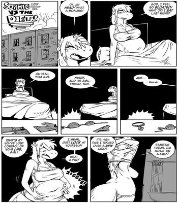 Sophie-VS-The-Diet 2 free sex comic