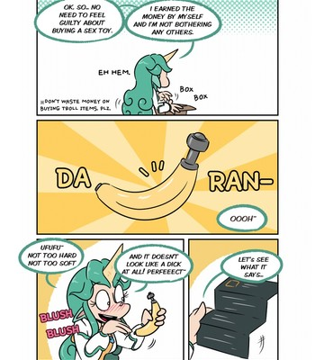 Soraka And The Void Banana! comic porn sex 006
