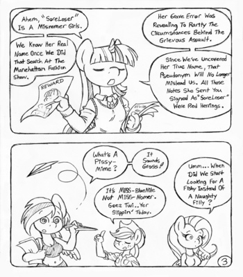 Sore-Loser-2-Dance-Of-The-Fillies-Of-Flame 4 free sex comic