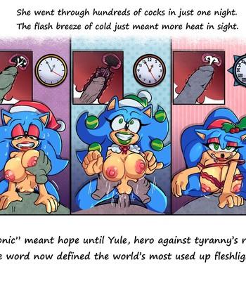 Sour Berry – Santa's Bustiest Helper comic porn sex 034