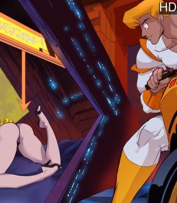 Porn Comics - Space Lair