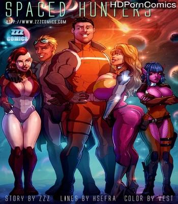Porn Comics - Spaced Hunters 1