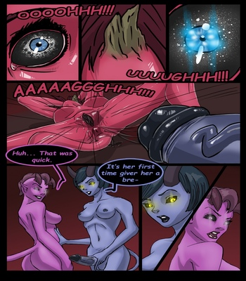 Spawn-Pit 8 free sex comic