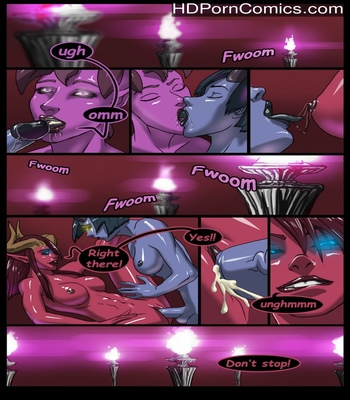 Spawn-Pit 21 free sex comic