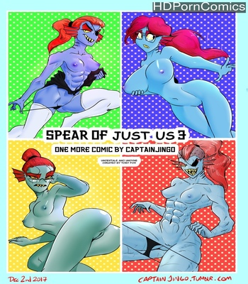 Porn Comics - Spear Of Just Us 3