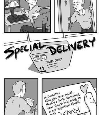 Porn Comics - Special Delivery