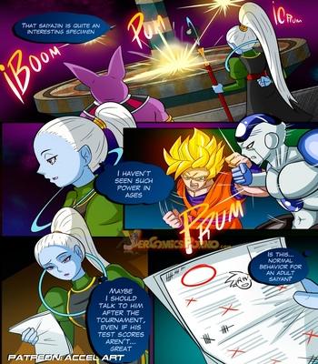 Special-Training-DB 2 free sex comic