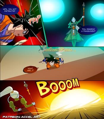Special-Training-DB 5 free sex comic