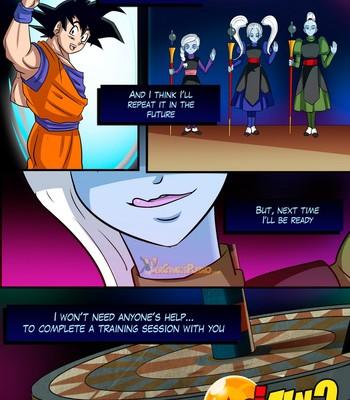 Special-Training-DB 21 free sex comic