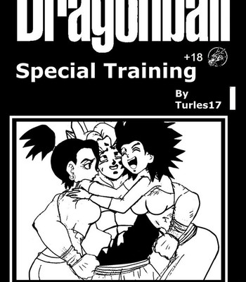 Porn Comics - Special Training