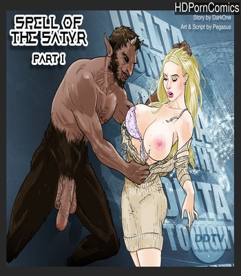 Porn Comics - Spell Of The Satyr 1