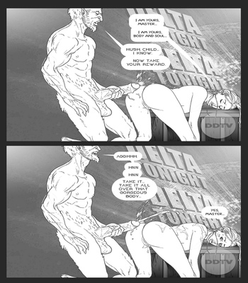 Spell Of The Satyr 1 comic porn
