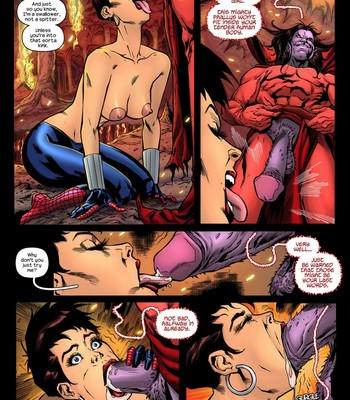 Spider-Girl-One-More-Day 4 free sex comic