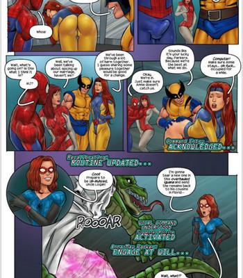 Spiderling comic porn sex 004