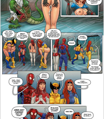 Spiderling comic porn sex 010