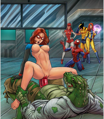 Spiderling comic porn sex 012