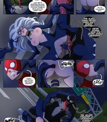 Spidernafil comic porn sex 005