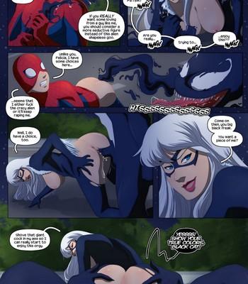 Spidernafil comic porn sex 006